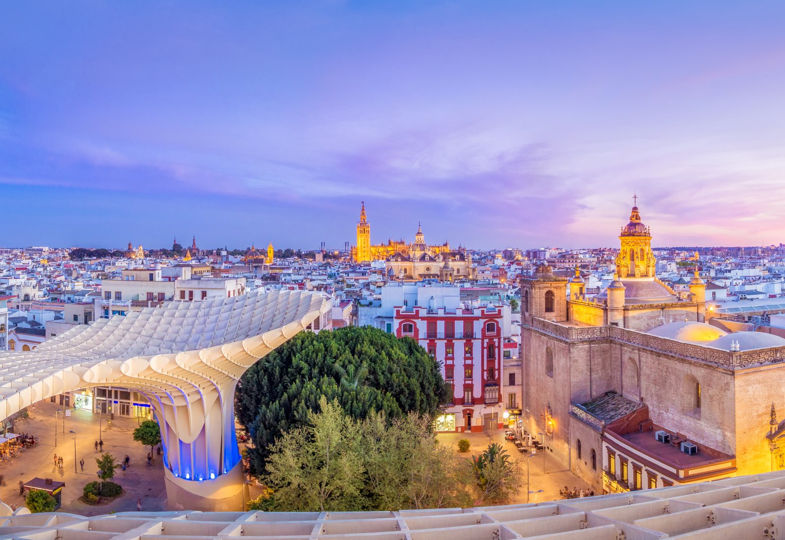 Ticket Sevilla | Tickets, tickets and visits with local guide